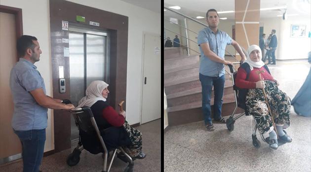 Harran Üniversitesi'nde Engelli Asansörleri Ne Zaman Çalışacak?