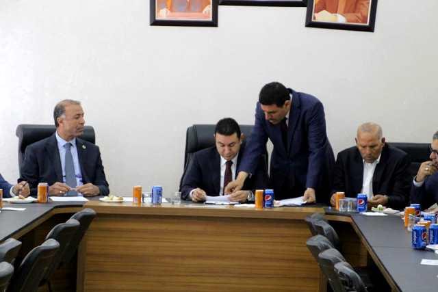 Harran'da Özyavuz, ilk meclis toplantısını gerçekleştirdi