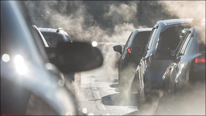 Hava Kirliliği Çocuklardaki Astımı Tetikliyor