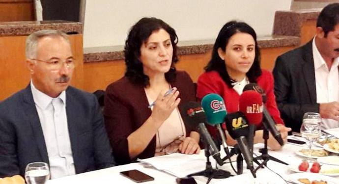 HDP Urfa Yönetimi: Yerel Seçimde İttifaklara Açığız