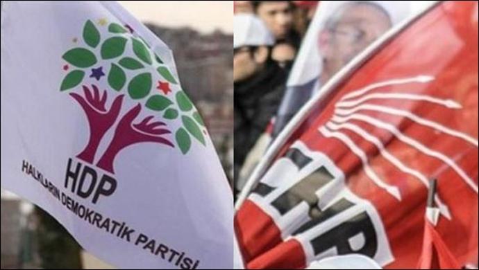 HDP ve CHP'de flaş gelişme …