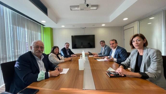 HDP'den DEVA'ya ziyaret