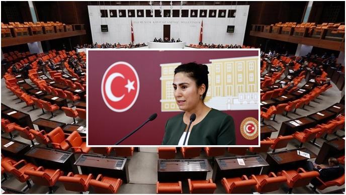 HDP'lı Sürücü, Et ve Süt Kurumunun Et Stokladığı İddialarını Meclise Taşıdı