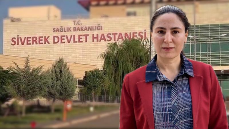 HDP'li Sürücü: Siverek hastanesindeki doktor eksikliği meclise taşındı