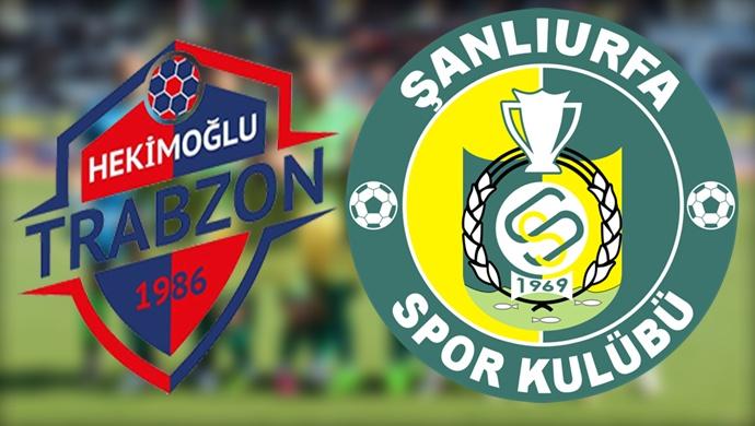 Hekimoğlu Trabzon'dan Şanlıurfaspor'a deplasman desteği