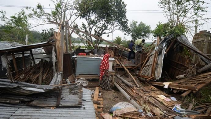 Hindistan ve Bangladeş'te Amphan Kasırgası: 84 ölü