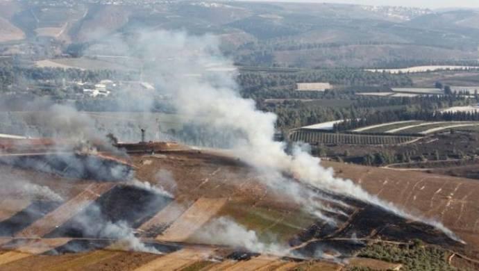 Hizbullah'tan İsrail'e roketli saldırı