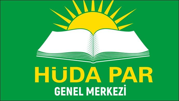 HÜDA PAR'dan suç örgütleri açıklaması: İddialar hakkında bir soruşturmanın açılmaması garabet