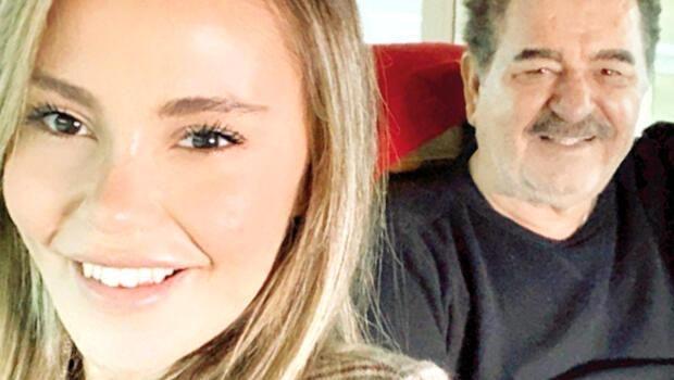 İbrahim Tatlıses ve 42 yaş küçük sevgilisinden yeni fotoğraf