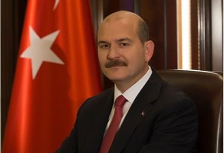 İçişleri Bakanı Soylu, Yarın Şanlıurfa'da