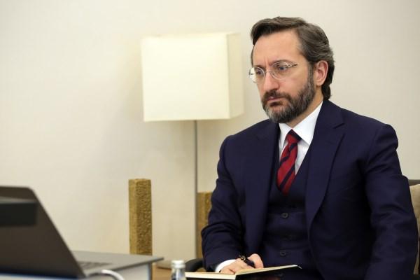 İletişim Başkanı Altun, Reuters'un haberini yalanladı