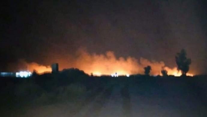 Irak'ta ABD'nin diplomatik ve askeri temsilciliklerine saldırı