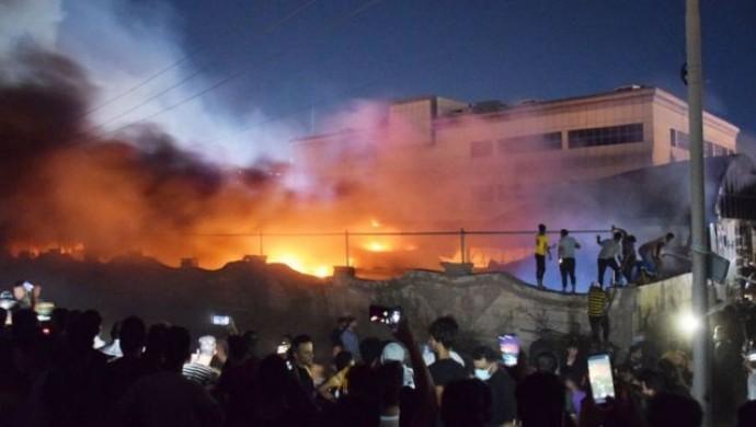 Irak'ta Kovid hastanesinde yangın: Çok sayıda kişi hayatını kaybetti