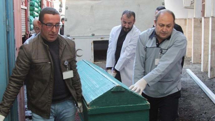 İran sınırında bir erkek cesedi bulundu