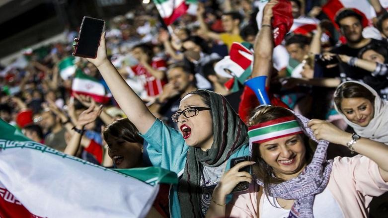 İranlı kadınlara FIFA desteği
