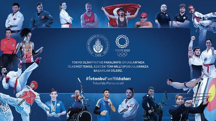 İstanbul Büyükşehir Belediyesi Spor Kulübü 22 Sporcu İle Tokyo'da!