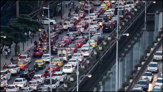 İstanbul Trafik Yoğunluğunun En Fazla Yaşandığı İkinci Şehir Oldu