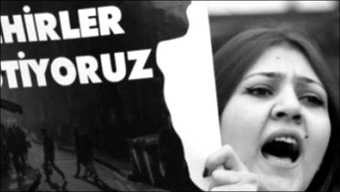 İstanbul'da bir kadın öldürüldü