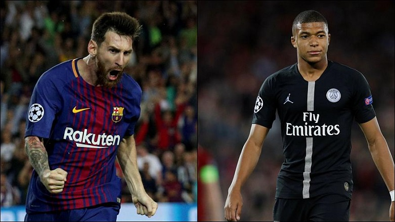 İşte yeni soru: Mbappe mi, Messi mi?