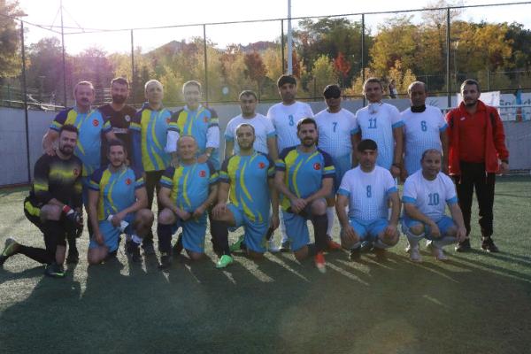 İYİ Parti Teşkilatı'ndan dostluk maçı