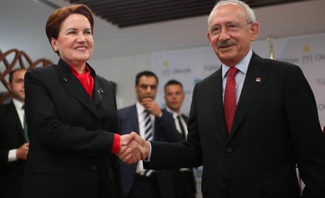 İYİ Parti ve CHP için 'bağımsız aday' iddiası