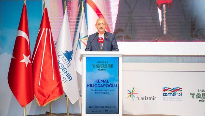 """İzmir'de hiçbir çiftçi zarar etmeyecek"""""""