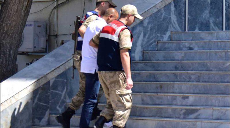 Jandarma'dan kablo hırsızlarına operasyon,3 Gözaltı