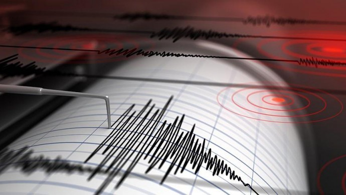 Japonya'da 7.1 büyüklüğünde deprem