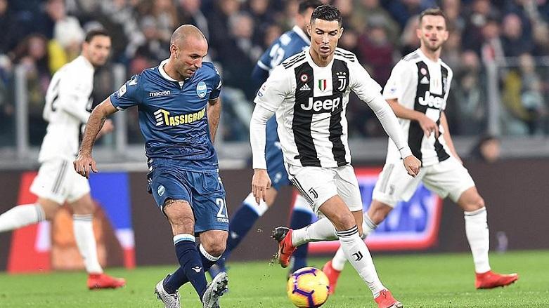 Juve Ronaldo'yla kazanmaya devam ediyor