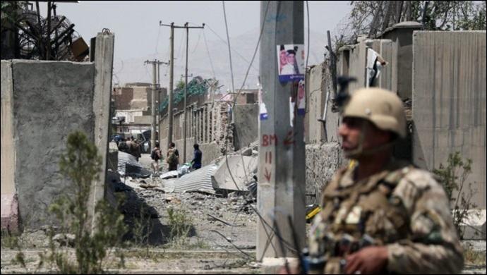 Kabil'de BM aracına saldırı: 1 ölü, 5 yaralı