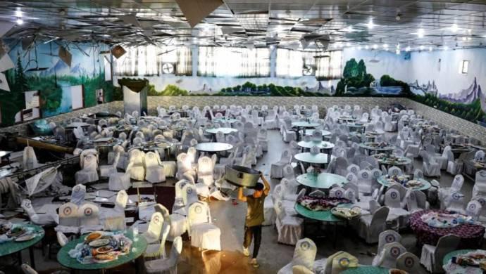 Kabil'de düğün salonuna bombalı saldırı: 63 ölü, 182 yaralı
