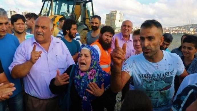 Kadıköy'de yasak kesime müdahale