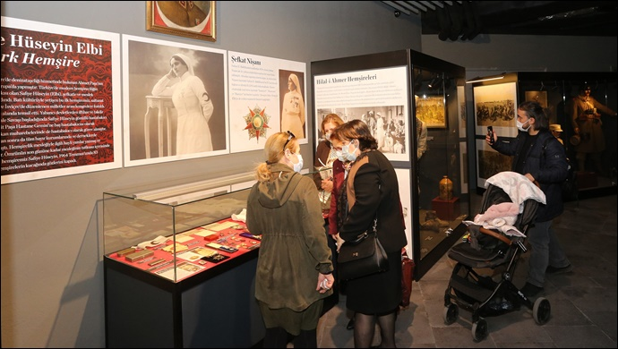 Kadın Kahramanlar Sergisi, Ziyaretçilerine Kapısını Panorama'da Açıyor
