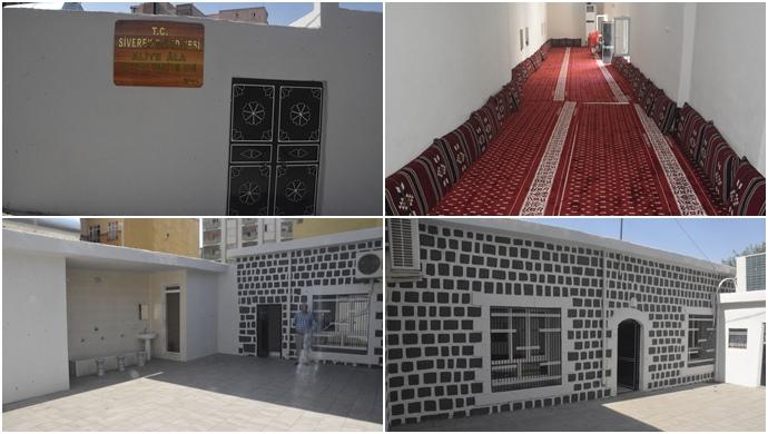Kadınlara özel 3'üncü taziye evi açıldı