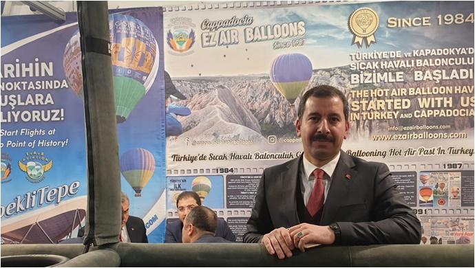 Karaköprü Belediyesi İzmir Fuarında Yerini Aldı – (Fotoğraflı)