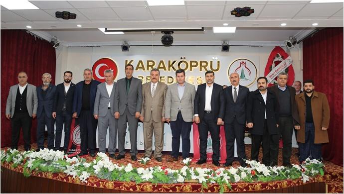 Karaköprü Belediyespor'da Yeni Başkan Ahmet Kenan Kayral Oldu-(Video)