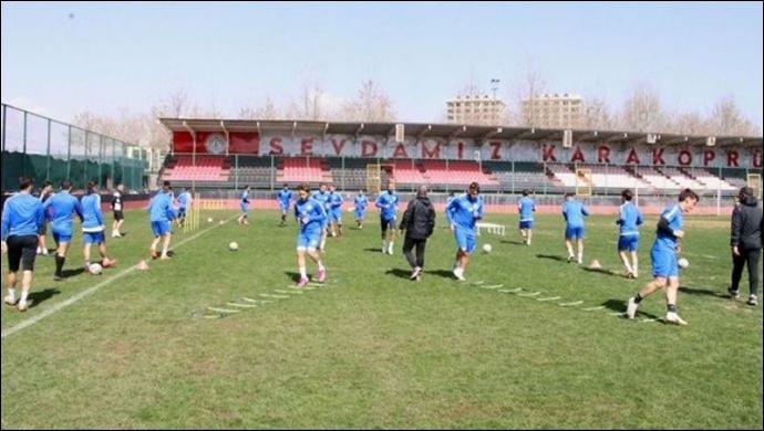 Karaköprü Belediyespor'da 23 futbolcunun sözleşmesi sona eriyor