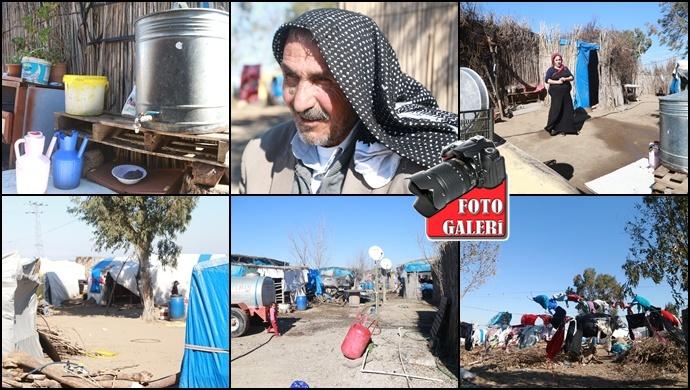 Karın tokluğuna çalıştırılan tarım işçilerinin zorlu yaşam mücadelesi