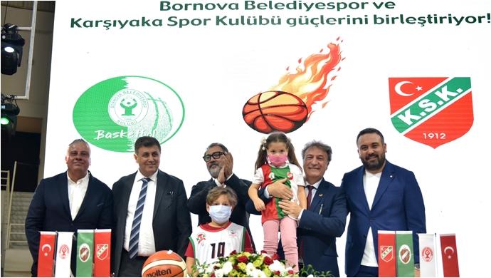 Karşıyaka Spor Kulübü - Bornova Belediyesi İş Birliği Anlaşması