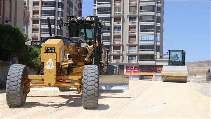 Karşıyaka'da Trafiği Rahatlatacak Yol Hamlesi-(VİDEO)