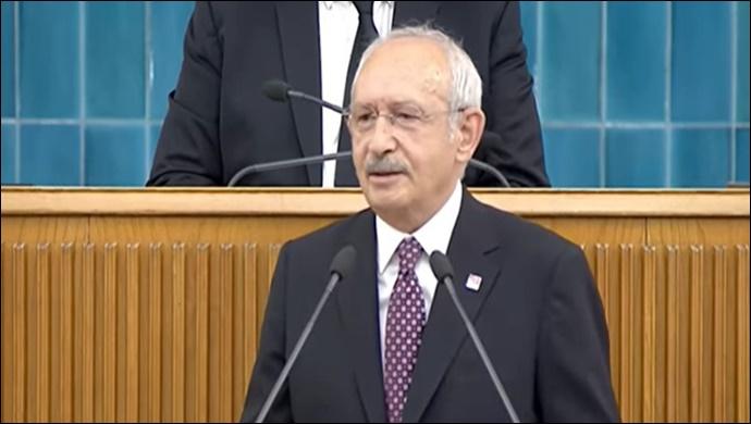 Kılıçdaroğlu: ''Saray, gözüm üzerinde, hanelere ne elektrik ne de doğalgaz zammını aklından bile geçirme''
