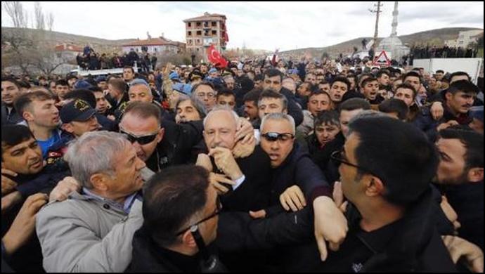 Kılıçdaroğlu'na saldırıya tepkiler devam ediyor