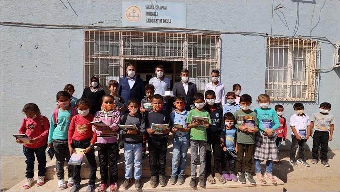 Kırsaldaki Çocuklar Büyükşehir'in Destekleriyle Okuyor-(VİDEO)