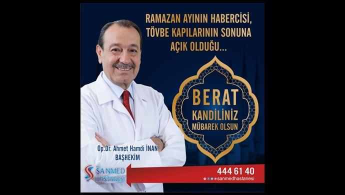 Kızılay Başkanı Dr.İnan