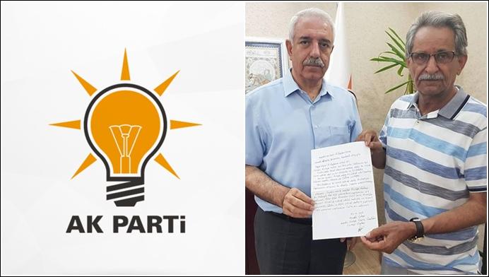 Kızıltepe Çev-Gön Başkanı Çakar Başkanı Nihat Eri'yi  ziyaret etti..