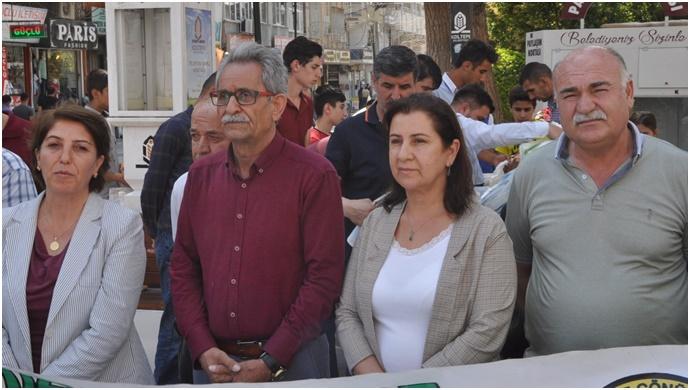 Kızıltepe'de Çevre Dostu Bez Torbalar Dağıtıldı