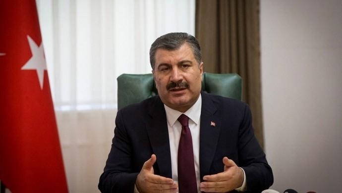 Koca: Türkiye salgında ikinci döneme girdi