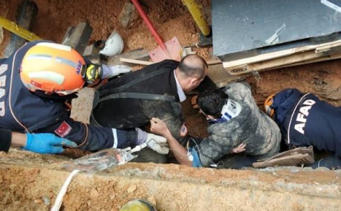 Kocaeli'de bir işçi hayatını kaybetti