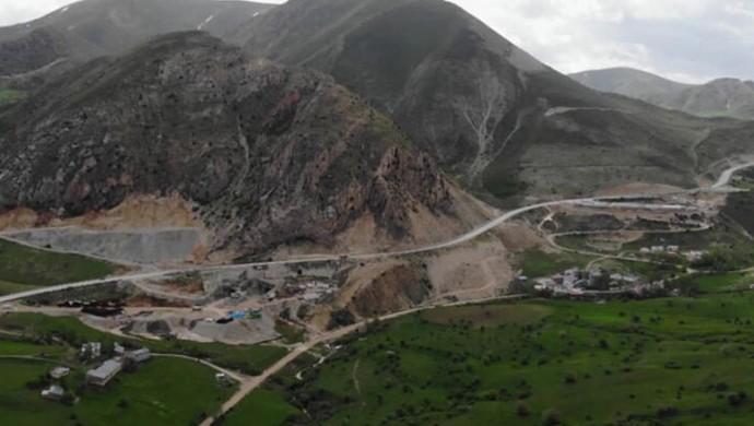 Kop Dağı'ndaki tünelde göçük: 8 işçi yaralı
