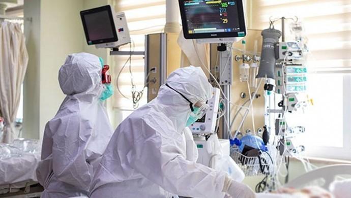 Koronavirüs  24 Saatte 71 kişi daha hayatını kaybetti